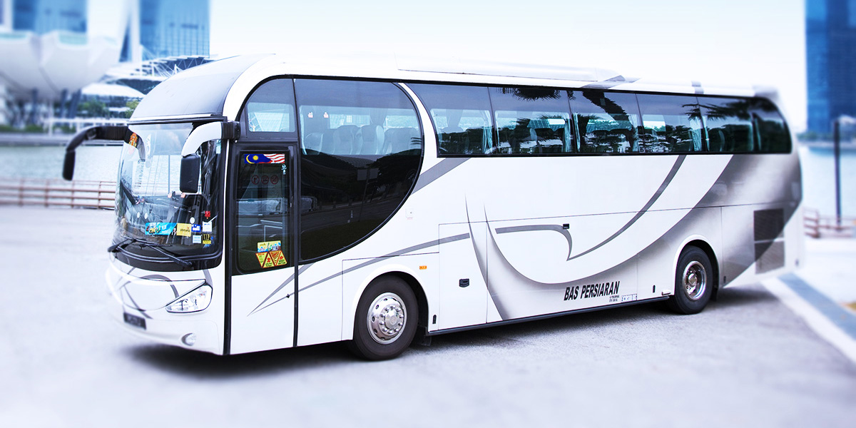 Coach Bus 45 seater